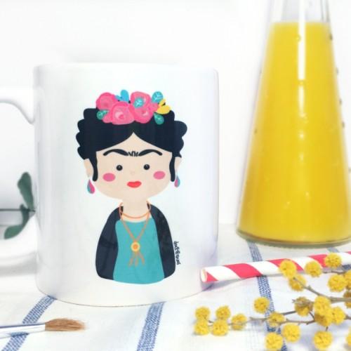 Taza Frida Kahlo