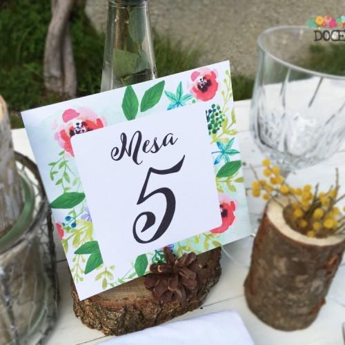 mesero floral 1