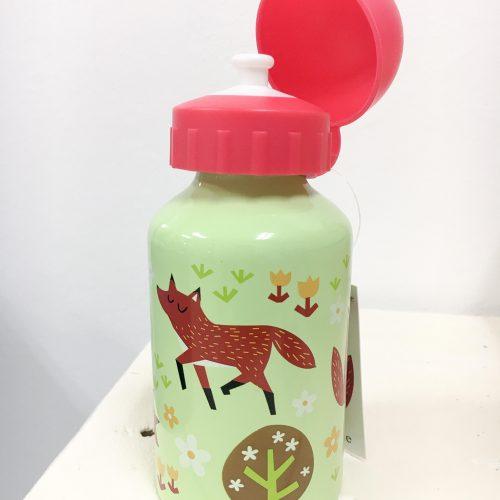 botella bosque